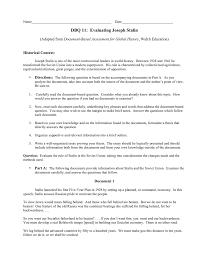 dbq evaluating joseph stalin document based assessment for dbq 11 evaluating joseph stalin document based assessment for global history