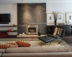 old fashioned feature walls with fireplace ideas vignette wall