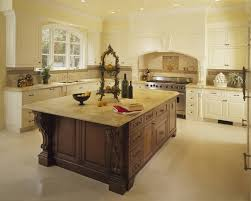 Kitchen Marble Floor This Kitchen Including Marble Flooring And Countertops Center