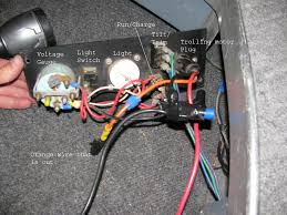 12 24 volt trolling motor with run charge switch wiring question 12/24 volt trolling motor plug at 12 24 Wiring Diagram For Boat