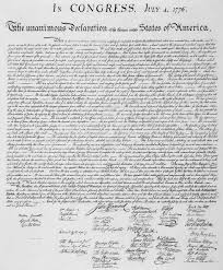 the declaration of independence 1776 declaration of independence