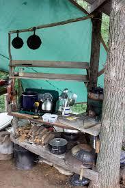 Outdoor Canning Kitchen Homestead Outdoor Kitchen