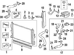 parts com® genuine factory oem 2012 chevrolet cruze ls l4 1 8 diagrams