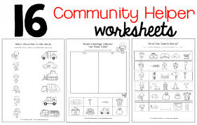 New Community Helpers Theme Pack The Measured Mom