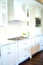 white ceramic backsplash tile white kitchen my kitchen smart fridge white kitchen tile beveled 3x6 white