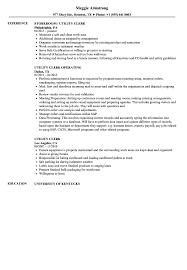 Utility Clerk Resume Samples Velvet Jobs Mail Processing S Sevte