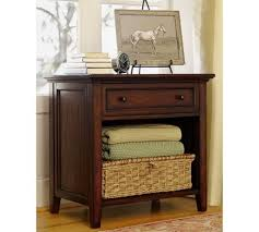 top 56 superb hudson wide bedside table pottery barn inside extra wide nightstand design