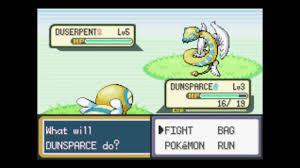 Dunsparce Can Evolve 0