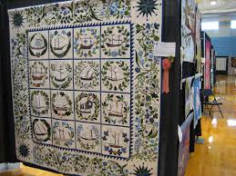 Ocean Waves Quilt Guild presents Quilts in the Orchard Quilt Show ... & Image may contain: indoor Adamdwight.com