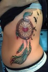 Heart Dream Catcher Tattoo Custom 32 Dreamcatcher Tattoos Tattoofanblog
