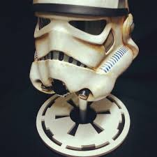 Stormtrooper Helmet Display Stand Classy Our Creation Display Stand For Stormtrooper Helmet Star Wars