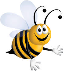Image result for cartoon buzzing bees