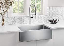 BLANCO QUATRUS R15 Apron Front Farmhouse Kitchen Sink a