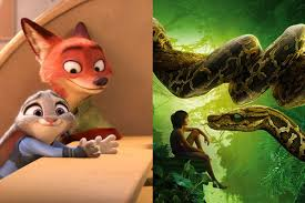 zootopia to the jungle book 5 best animation films so far news18