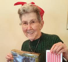 Former Rosie the Riveter Celebrating a Third Childhood at 90   The ...