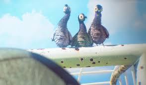 Coca Cola – Pigeon Rigging – VetorZero(2012) – Wesley Schneider