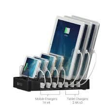 Satechi 7-Port best USB Charging Station Dock