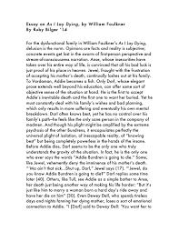 psychology essay help материалы раздела as i lay dying essay anthony shenoda dissertation