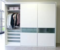 free standing closet with door free standing wardrobes sliding doors door designs free standing closet with mirror doors