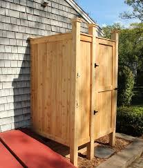 outdoor shower enclosure ri ny