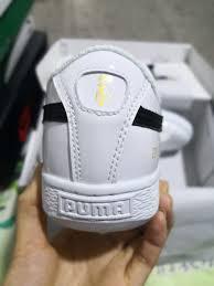 Bts Puma Shoes Size Chart Puma X Bts Basket Patent Shoes Bangtanboys Collaborat