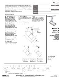 Cooper Power And Lighting Cooper Lighting L506670 Users Manual Manualzz Com