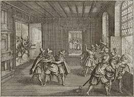 England im Dreißigjährigen, krieg