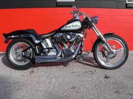 1987 harley davidson softail custom bikes for sale southside
