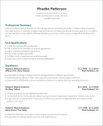 skills for a medical assistant medical assistant skills resume samples free resume templates