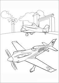 Kleurplaten En Zo Kleurplaten Van Planes