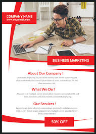 Business Flyer Template Free Download 25 Fabulous Free Business Flyer Templates Indesign Word