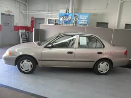 2000 TOYOTA COROLLA VE for sale at Friedman Used Cars   Bedford ...