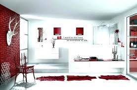red and black bathroom decor red and black bathroom decor white small decorating ideas red and