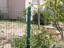 Recinzioni Da Giardino In Metallo : Recinto giardino per cani box modulare in ferro