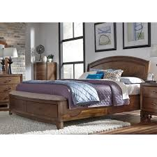 Liberty Furniture Bedroom Liberty Furniture Avalon Iii Queen Panel Storage Bed Wayside
