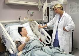 a nurse midwife and a neonatal nurse