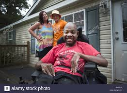 Dalton, GA, USA. 30th June, 2017. Lance Stephens jokes with Kevin and Stock  Photo - Alamy