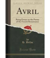 essays on the renaissance essays on the harlem renaissance term avril being essays on the poetry of the french renaissance avril being essays on the poetry