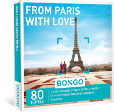 bol.com | BONGO - From Paris with Love - Cadeaubon