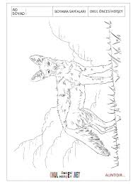 Small Picture Coyote Jackal Coloring Pages for Kids Preschool and Kindergarten