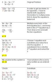 system equations word problems worksheet answers worksheets for