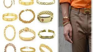 Gold Ring Bracelet Designs 15 Indian Mens Bracelet Designs In Gold Styles At Life