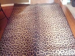 jungle safari area rug rugs magnificent flooring leopard print and
