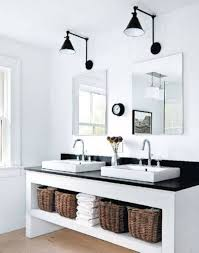 industrial bath lighting. Industrial Bath Lighting. Bathroom:Master Vanity Chic Vessel Sinks Walnut Inspiring Bathroom Lighting Z