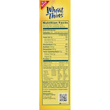 2 pack wheat thins snack ers original 9 1 oz walmart