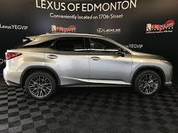 2018 lexus rx 350 silver. silver[atomic silver] 2018 lexus rx 350 right side photo in edmonton ab rx silver e