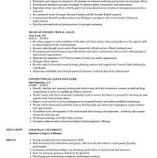 Sample Outside Sales Resume Car Salesman Resume Example Resume Template Singular