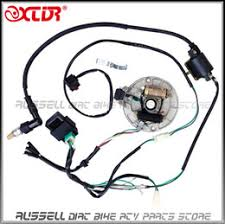 ignition wiring harness online ignition wiring harness for complete electrics kick start 50cc 125cc magnetic stator coil cdi ignition coil spark plug wiring harness for dirt pit bike
