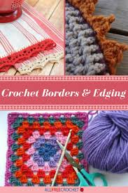 Thread Crochet Patterns New Crochet Borders 48 Crochet Edge Patterns And Tutorials
