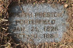 Joseph Preston Porterfield (1825-1880) - Find A Grave Memorial